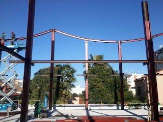 Montajes Pacheco Estructuras metalicas Sevilla