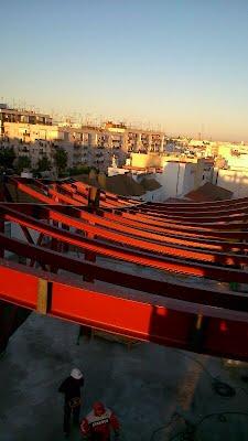 Montajes Pacheco Carpinteria metalica en Sevilla