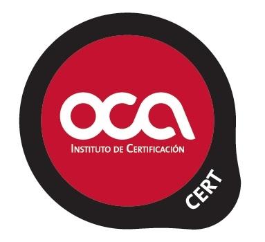 Certificacion OCA